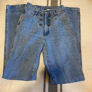 VINTAGE Rockies High Waisted Jeans